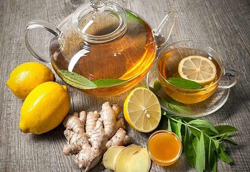 دمنوش به لیمو و ترکیبات مؤثر آن
