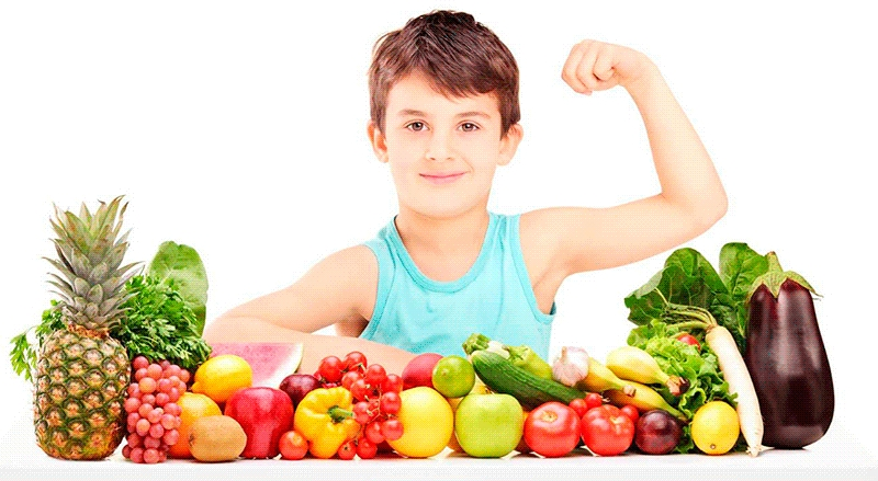 رژیمهای غذایی کم پروتئین، علت چاقی شکم در کودکان است