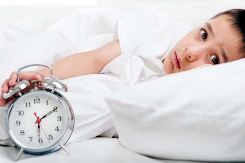خواب ناکافی، علت چاقی شکم در کودکان است