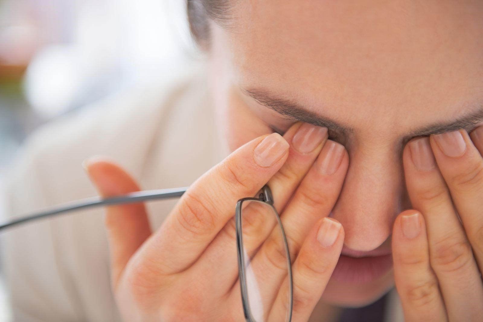 مشکلات بینایی
