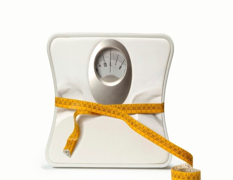کمی وزن کم کنید