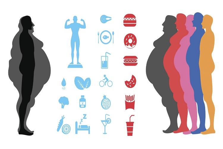توصیههای مختلف جهانی برای افراد چاق وجود دارد