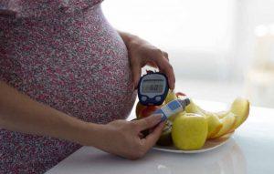 دیابت بارداری در سه ماهه اول