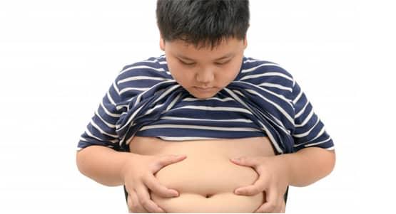 علت چاقی شکم در کودکان