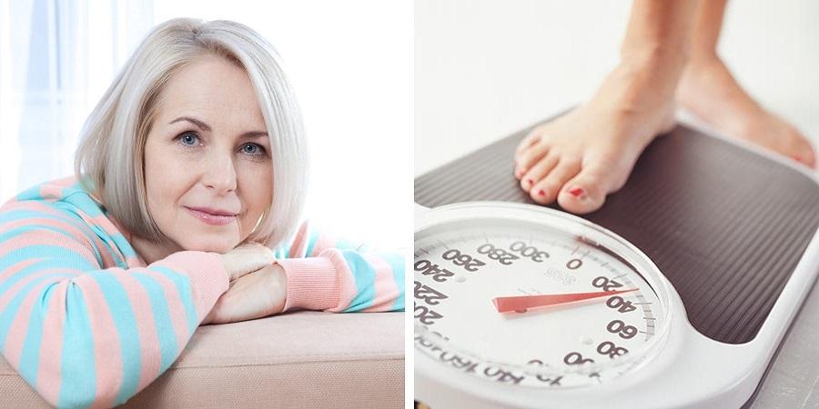 چاقی و اضافه وزن در دوران یائسگی