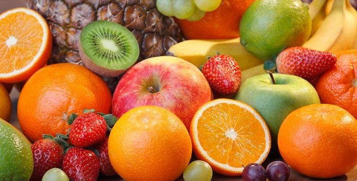 میوههای جایگزین رژیم در روز اول