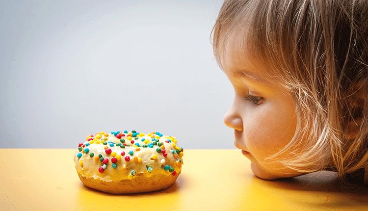 در کاهش وزن، حامی کودک خود باشید