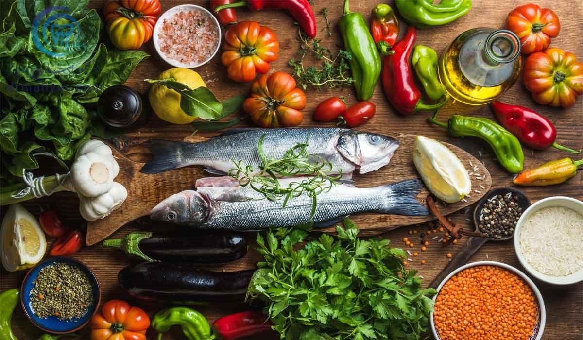محصولات غذایی با شاخص گلیسمی متوسط