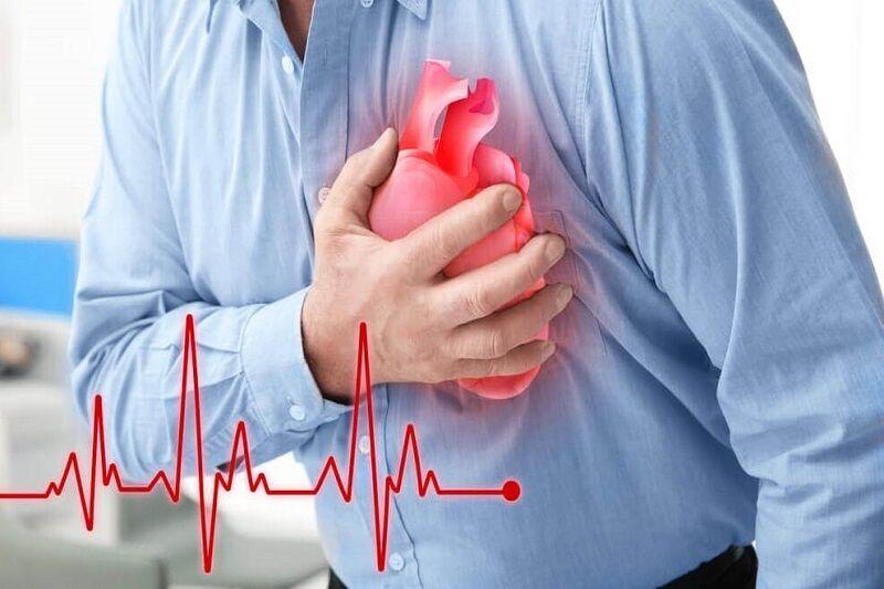 عارضه بیماریهای قلبی عروقی