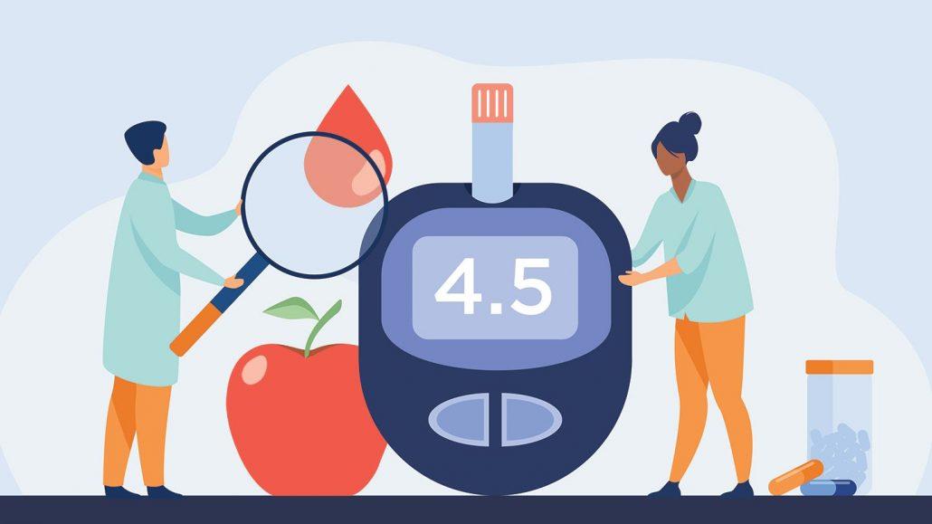 قرص قند دیابتی جینا