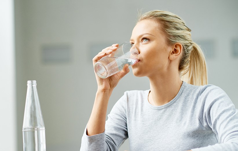 ارتباط کمبود آب بدن با بالا بودن میزان قند خون (بیشتر از 400)