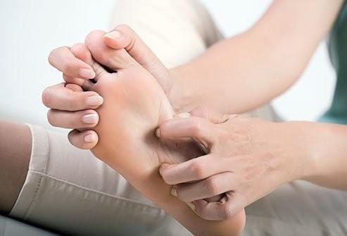 روش های جلوگیری از بروز زخم در پاها