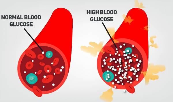 تعادل سازی سطح قند خون با استفاده از قرص بلوبری