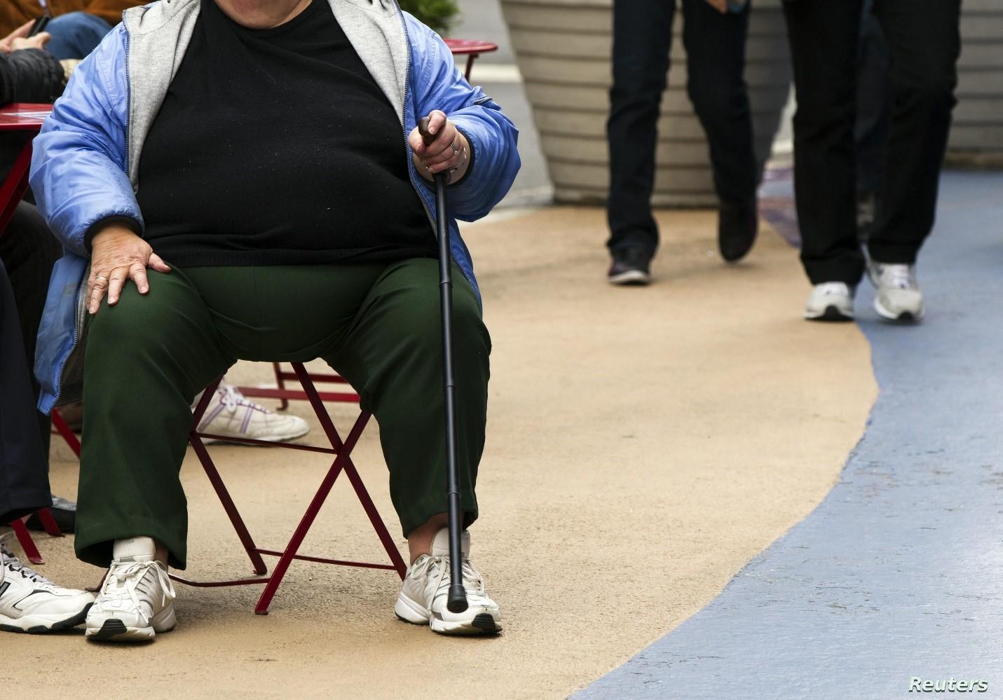 چاقی بر اثر بیماری دیابت