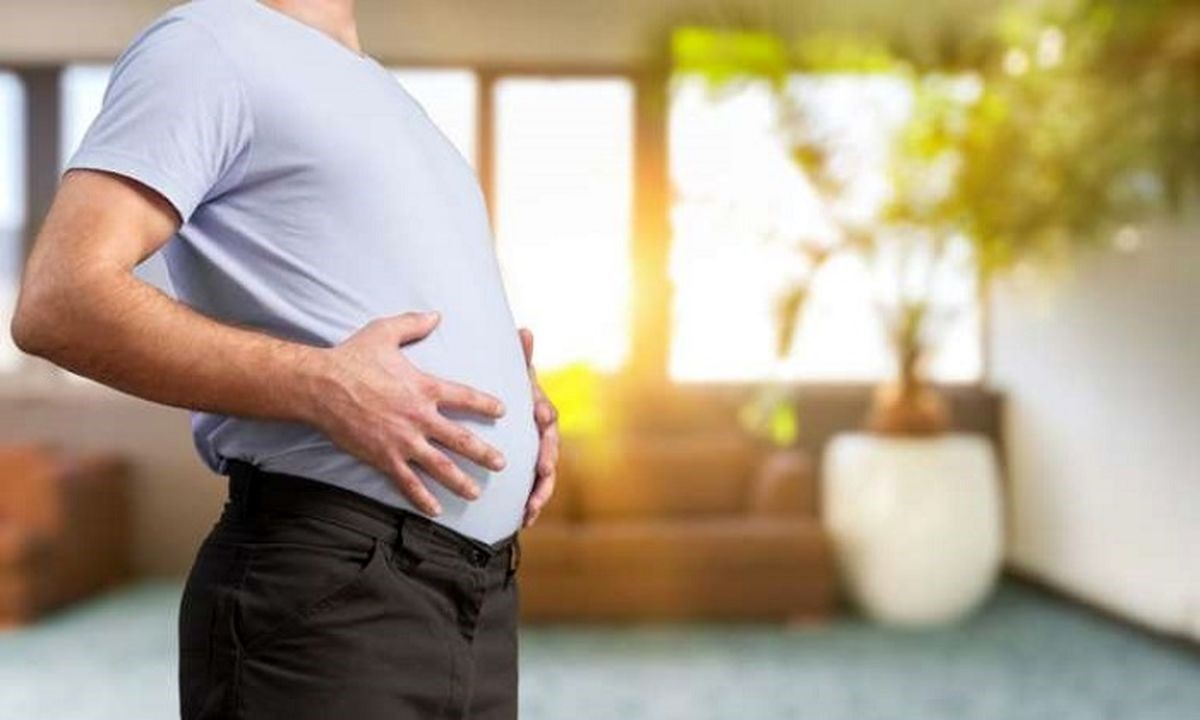 چاقی بر اثر سندروم پلی کیستیک تخمدان